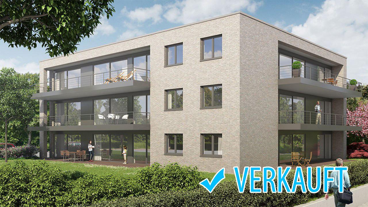 Hochwertige Eigentumswohnungen an der Friedrich-Ruin-Straße